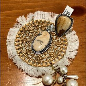 Jewelry - 💍💎 Picture Jasper 💎💍